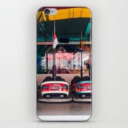 Bumper car auto iPhone Skin