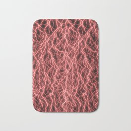 Crimson Storm Bath Mat