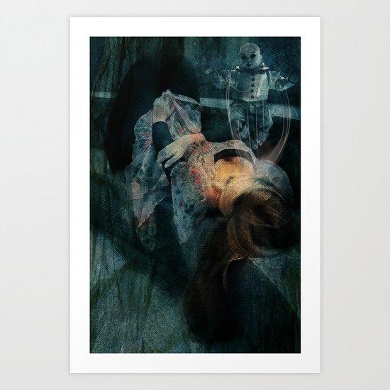 Dreamweaver - Dreams Not Your Own Art Print