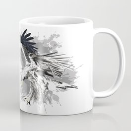 Stylized eagle art Coffee Mug