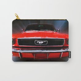 Mustang Sally Carry-All Pouch
