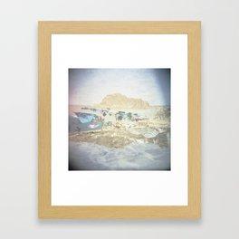 Blanes, Spain Framed Art Print