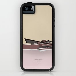 Robie House Frank Lloyd Wright iPhone Case
