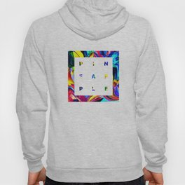 Pineapple Vibes on High Technicolor Hoody