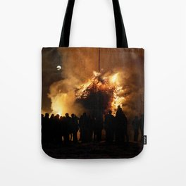 Easter full moon - the winter ist over (2) Tote Bag