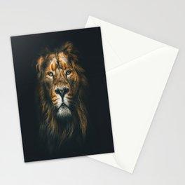 Lion ,animal Stationery Cards