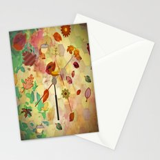Time for Fall Stationery Cards