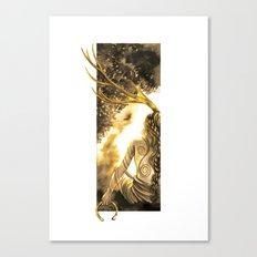 Cernunnos Canvas Print