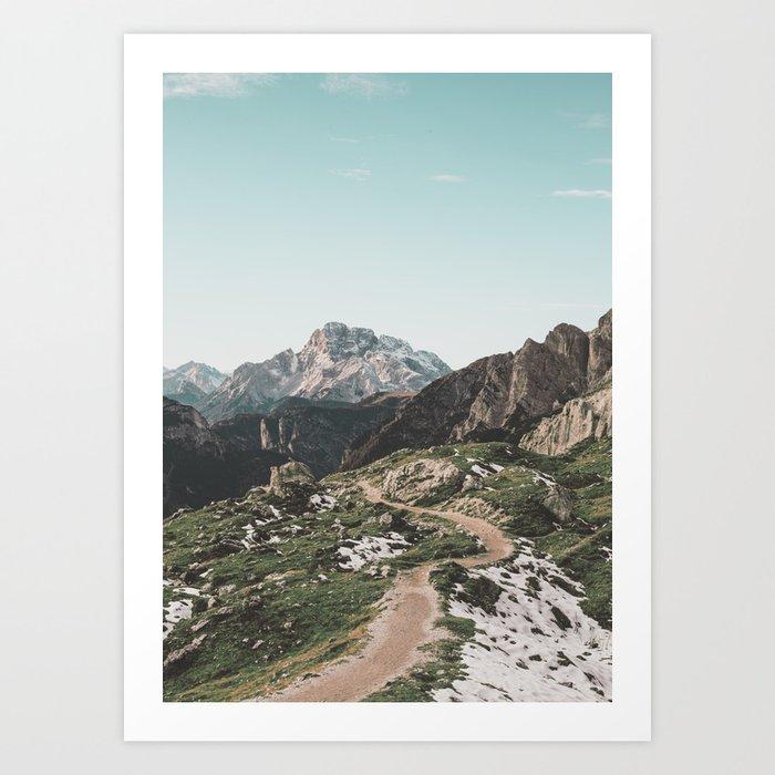 Italian Dolomites II Art Print