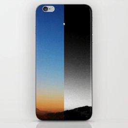 Day & Night iPhone Skin