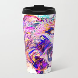 Hunting Metal Travel Mug