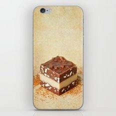 chocolate iPhone & iPod Skin