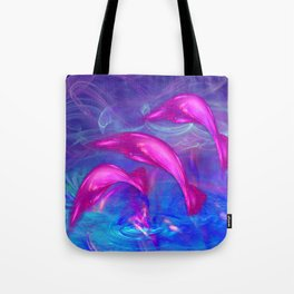 Dolphin Fantasy 2 Tote Bag
