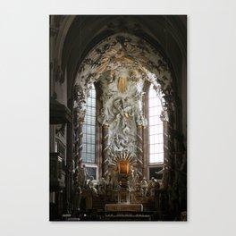St. Michael's Church Canvas Print