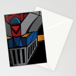 090 Great Mazinger Full Stationery Cards