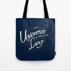 What do we say about coincidence? Tote Bag