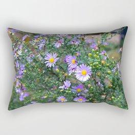 Floral Arrangements Rectangular Pillow