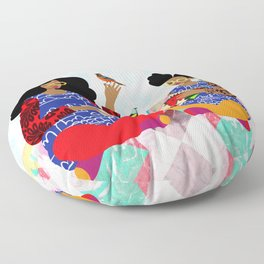Copycat Floor Pillow