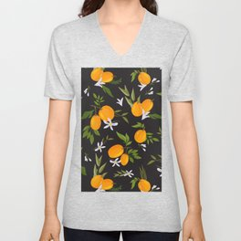 Kumquat Unisex V-Neck