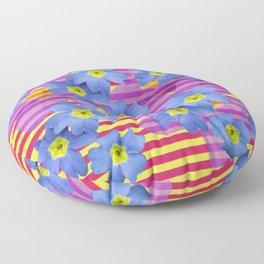 Spring Sprung Floor Pillow