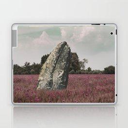 wild whale wood flower Laptop & iPad Skin