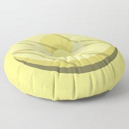 1DONUT - PANTONE Limelight Floor Pillow