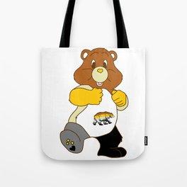 Big Sexy Bear Tote Bag