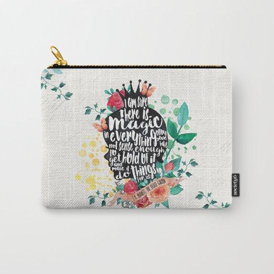 Secret Garden - Magic Carry-All Pouch