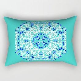 "CA Fantasy ""For Tiffany color"" series #1 Rectangular Pillow"