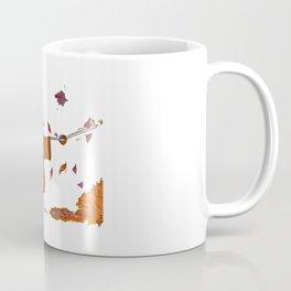 Charly fights leaves Coffee Mug