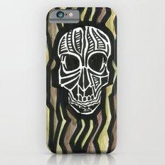 Skull Fiber Slim Case iPhone 6s