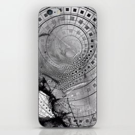 Fragmented Fractal Memories and Shattered Glass iPhone Skin