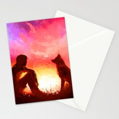 Me and my best Friend Stationery Cards