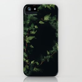 Hedera helix iPhone Case