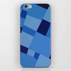 Peckham Blue 45 iPhone Skin