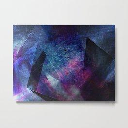 Meteo Metal Print