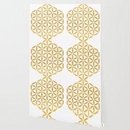 FLOWER OF LIFE sacred geometry Wallpaper