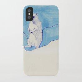 Untitled 02 iPhone Case