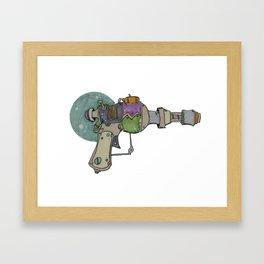 RayGuns Mk1 Framed Art Print