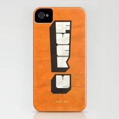 FUPM iPhone (4, 4s) Slim Case