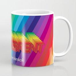 Hjemmebrent, også kjent som himkok Coffee Mug