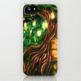 Lantern Light iPhone Case