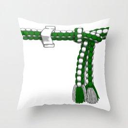 Cordao Mestre 1 Throw Pillow