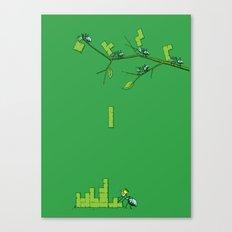 Amazon Addiction Canvas Print