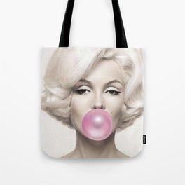 Marylin Monroe Art Print Poster01 Tote Bag