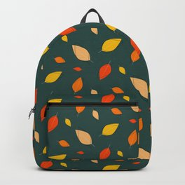 Minimal Fall Leaves  Backpack