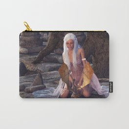 Dragon Lady Carry-All Pouch
