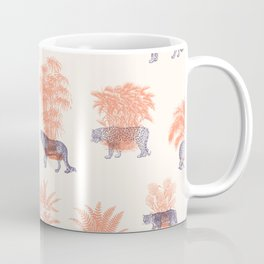 Where they Belong - Tigers Coffee Mug