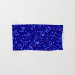 Lavender Pattern - Moonlight Hand & Bath Towel