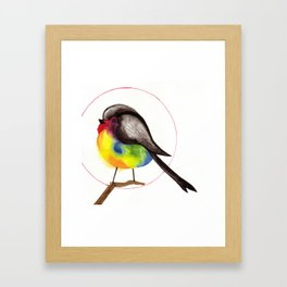 PaintyBird Framed Art Print
